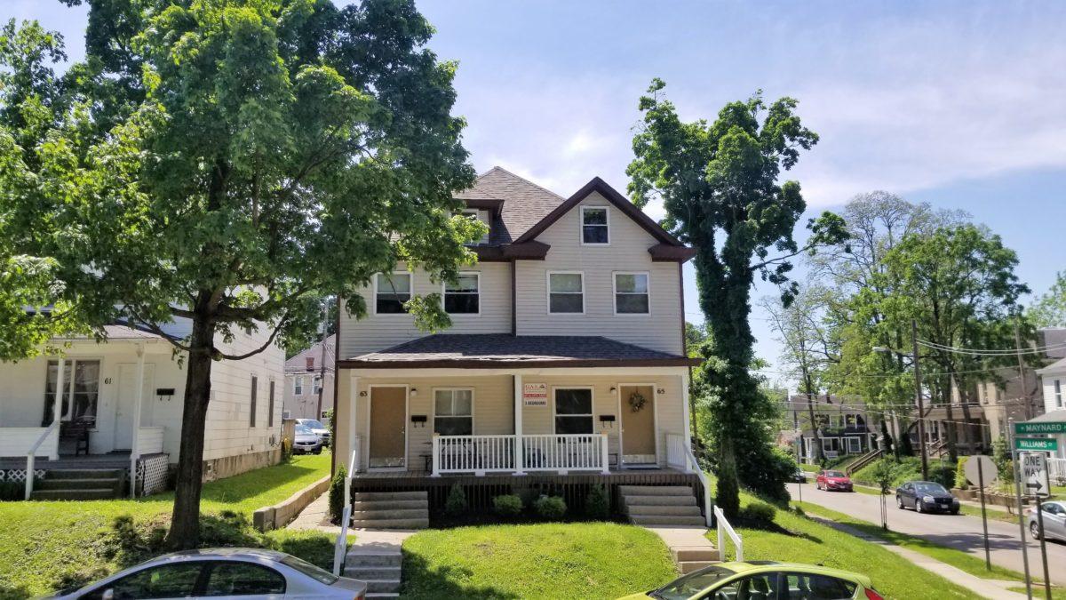 63 W. Maynard Ave.